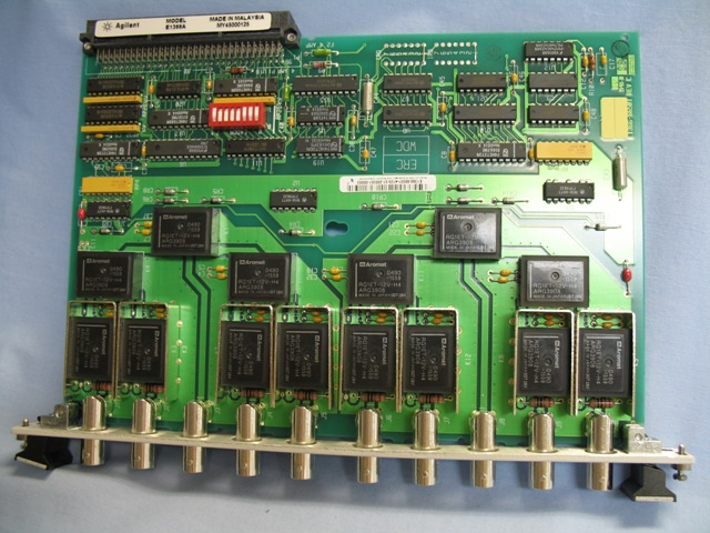 Agilent / HP E1366A 50 Ohm Multiplexer - NEW