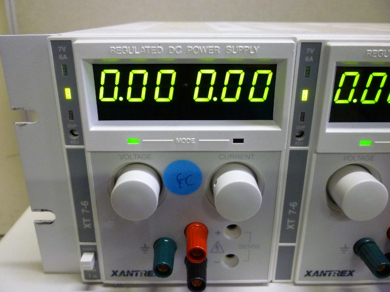 Xantrex XTQ 7-6X Regulated System DC Power Supplies