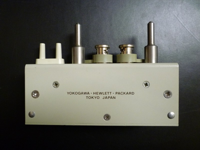 HP 16080A Direct Coupled Test Fixture
