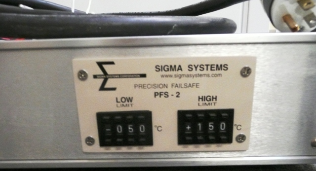 Sigma Systems PFS-2 Precision Failsafe Control Box