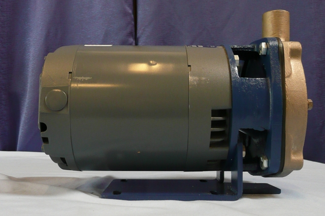 Price Pump Co HP75-75KP Closed Coupled Centrifugal Motor Pump With Century 3/4HP Motor. Cat# H446 (P/N 8-135801-20)