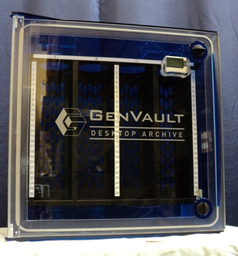 GenVault GV2 Archive Cabinet