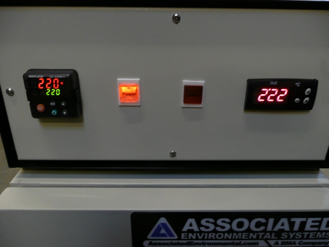 Associated Environmental System BD-900 Laboratory Oven