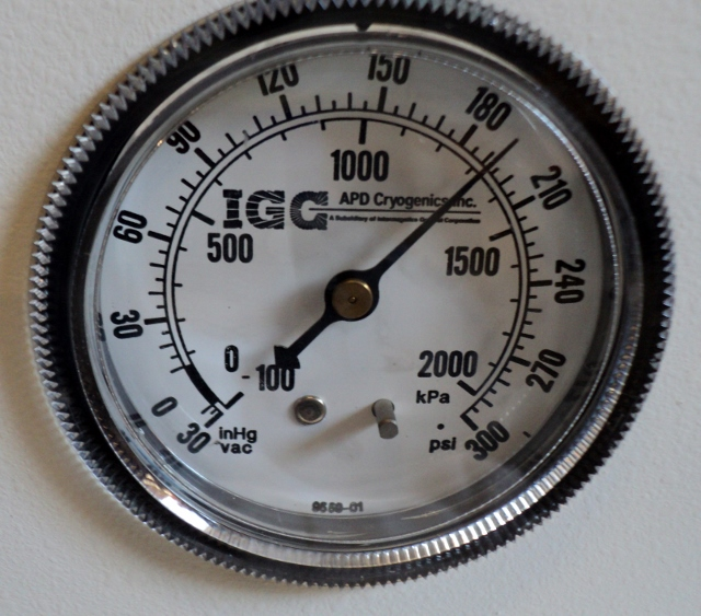 IGC Polycold Systems CryoTiger Compressor, Model T1102-03-000-30