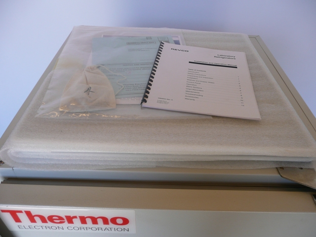 Thermo Electron Revco REL404A19 Lab Refrigerator