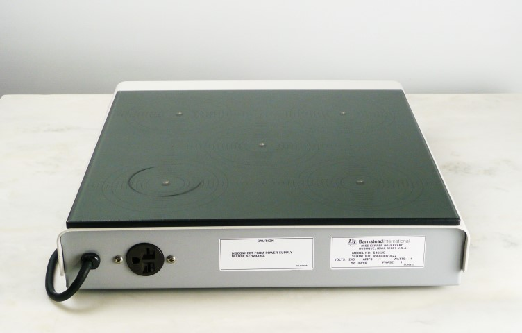 THERMOLYNE 45600 CELLGRO 5 POSITION MAGNETIC STIR PLATE