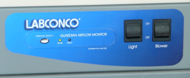 LABCONCO XPert 3950301 Filtered Balance System with Guardian Airflow Monitor, 3'