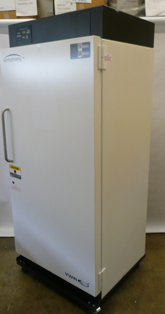 VWR Symphony Solid Door Laboratory Plus Series Freezer, Model SCPMF-3020