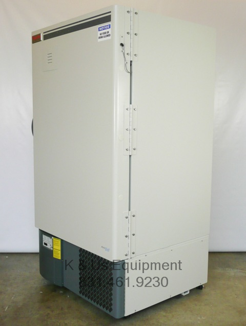 Thermo Scientific 8821 Model DXF-40040A -40°C Ultra-Low Upright Freezer